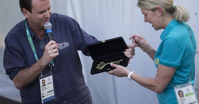 Australia hit again: computer, shirts stolen at Rio Olympics