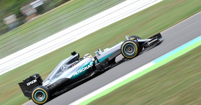 Mercedes driver Hamilton increases lead with German GP win