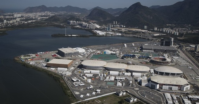 The Olympic city from above, from Maracana to Copacabana