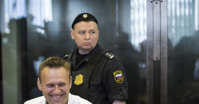 Russian court rules not to jail opposition leader Navalny