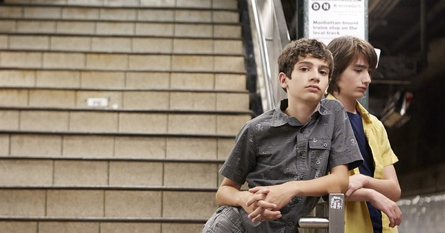 Review: A poignant tale of everyday drama in 'Little Men'