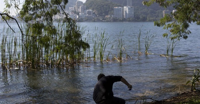 Expert to Rio athletes: 'Don't put your head under water'