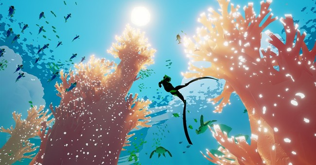 'Abzu' game creator finds endless inspiration in the sea