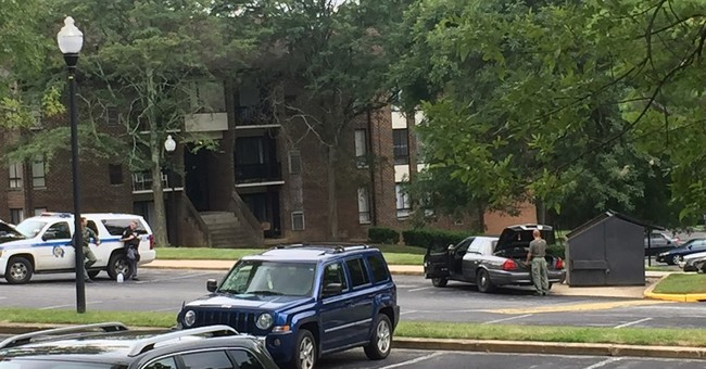 Police: Officers kill armed woman barricaded in apartment