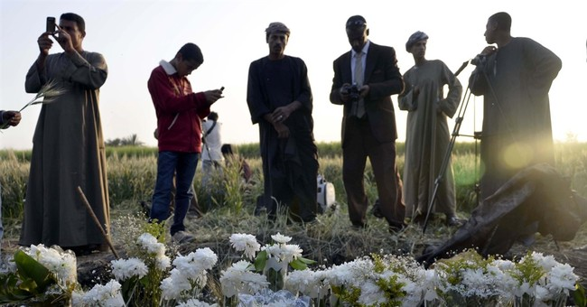 Texas balloon crash reminder of Egypt's 2013 disaster