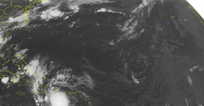 Strengthening storm kills 6 in the Dominican Republic