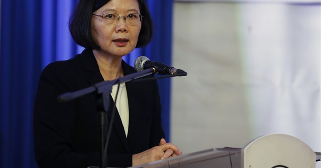 Taiwan president apologizes to aboriginals for suffering
