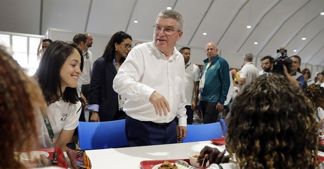 Thomas Bach: IOC decision on Russians 'is about justice'