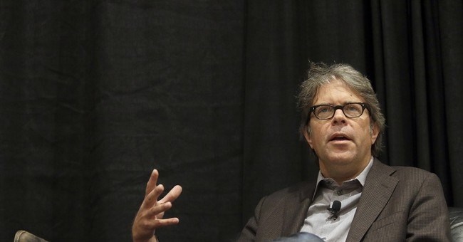 An 'embarrassed' Jonathan Franzen says he knows few blacks