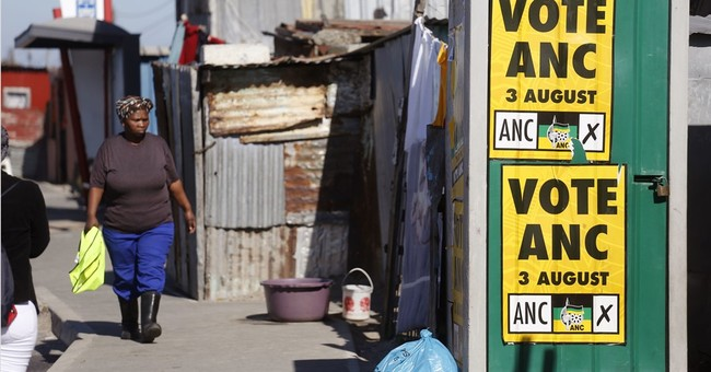South African ruling party faces challenge in elections