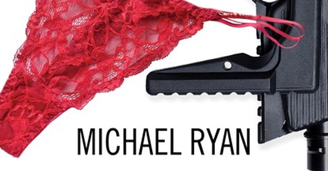 Review: 'Guy Novel' is widely improbable spy thriller