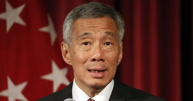 Singapore PM: US credibility on the line over TPP trade deal
