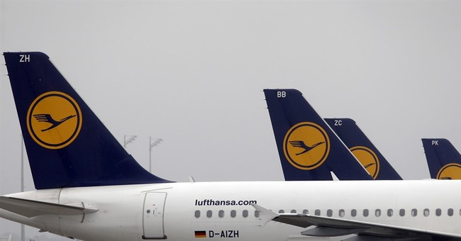 Lufthansa profits up on lower costs but tougher times ahead