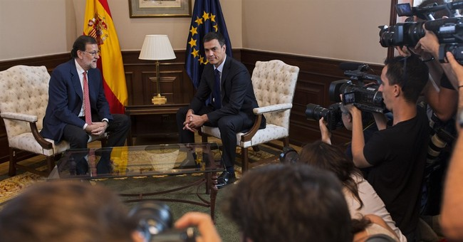 Spain stalemate continues as Socalist leader snubs Rajoy