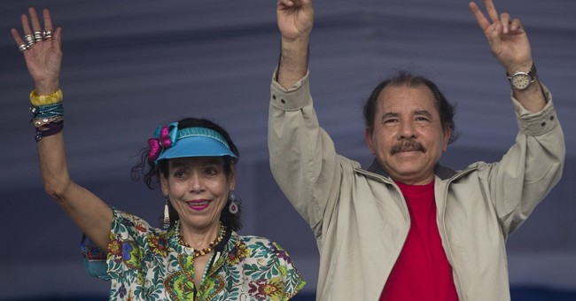 Nicaraguan president's wife tapped to be his running mate