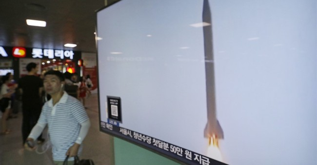 N. Korea fires mid-range missile toward waters near Japan
