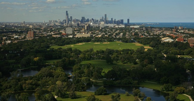 Obama's library a tough choice between 2 historic parks