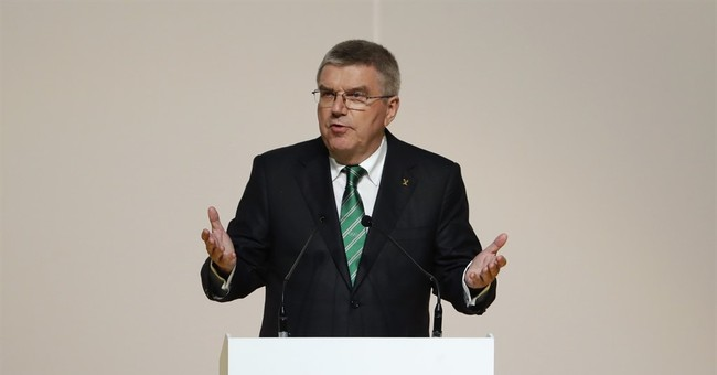 Olympic and anti-doping leaders clash over Russian scandal