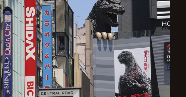 Godzilla comes back to Japan, in ways fresh and familiar