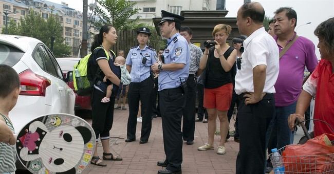 2nd legal activist sentenced as China reigns in critics