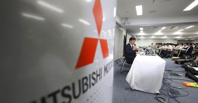 Mitsubishi scandal probe finds unrealistic goals, conflicts