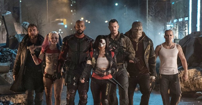'Suicide Squad' scores record $20.5 million Thursday night