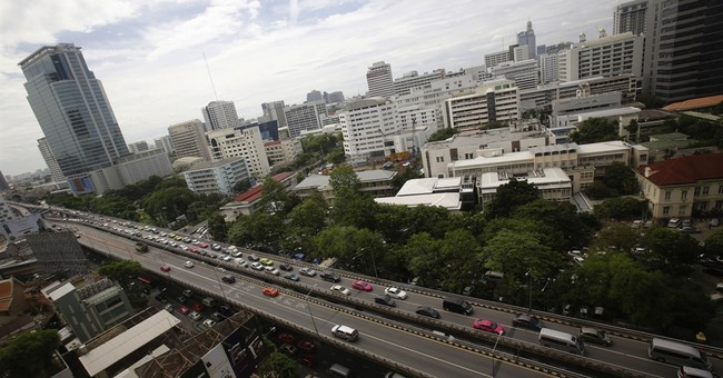 Thailand keeps benchmark interest rate at 1.5 pct