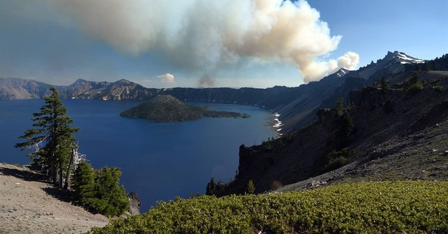 The Latest: New Northern California fire doubles in size