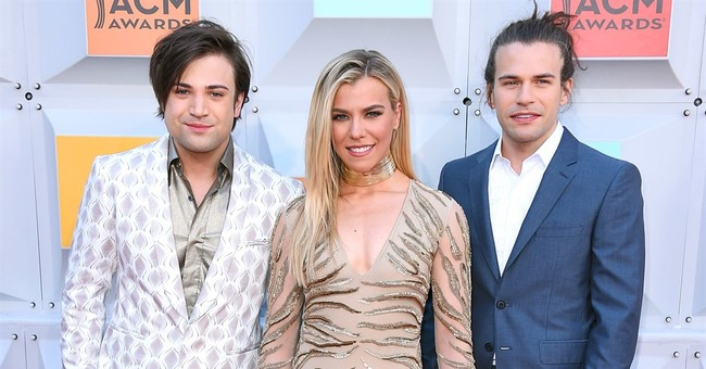 The Band Perry takes precautions for Summer Olympics
