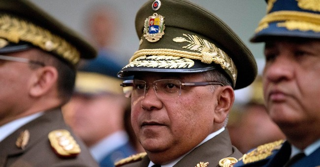 Venezuela promotes general indicted in US on drug charges