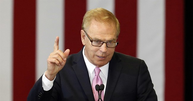 Key Senate race in Ohio showing increasing promise for GOP