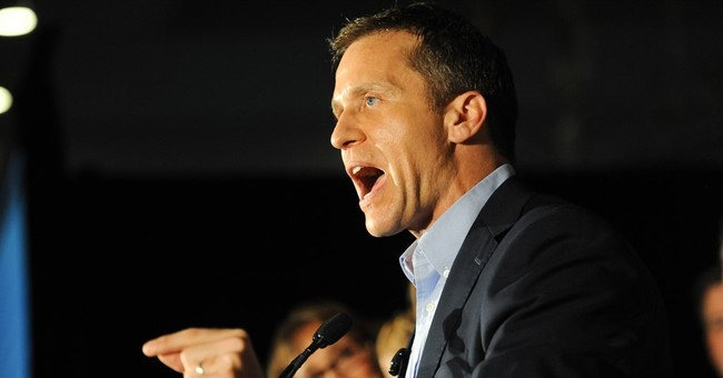 Greitens adds Missouri governor nomination to long resume