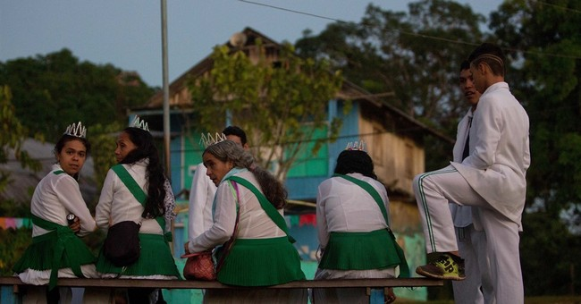 AP Photos: In Brazil's Amazon, worship with psychedelic tea