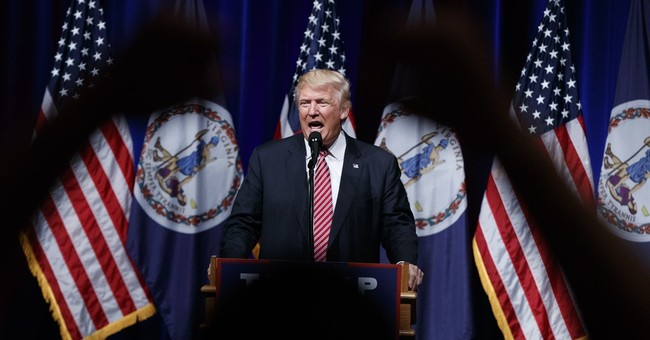 The Latest:  High-profile Republicans may confront Trump