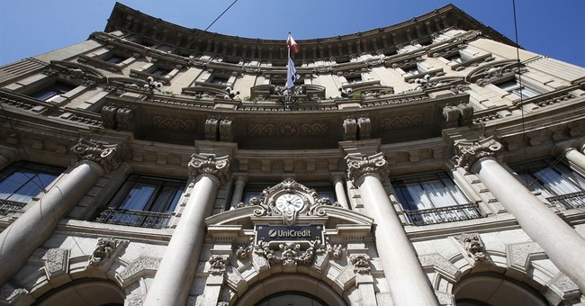 Troubled Italian bank UniCredit exceeds profit forecasts