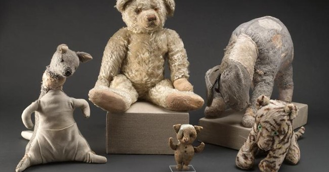 Pooh returns to NY library after yearlong conservation