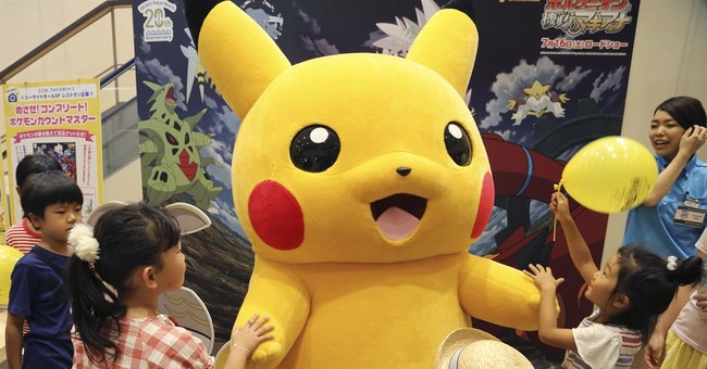 Pokemon statue mysteriously appears in New Orleans