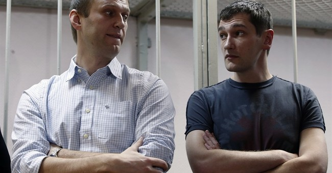 Imprisoned Russian draws life behind bars for messaging app