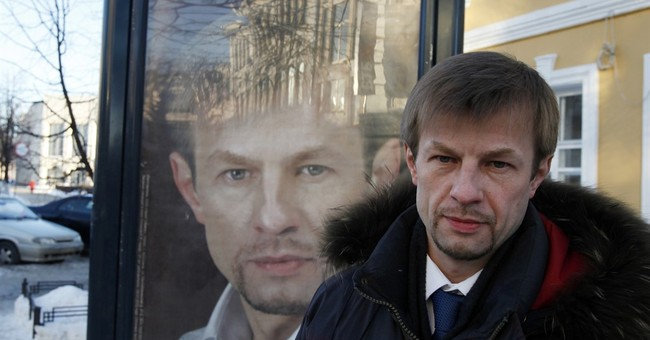 Mayor in Russia sent to prison for corruption