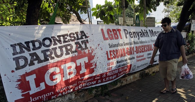 Indonesia's top court hears case on criminalizing