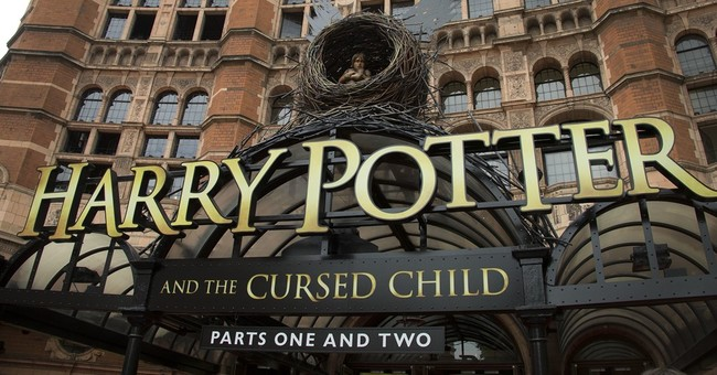 Rowling and company debut original Harry Potter story