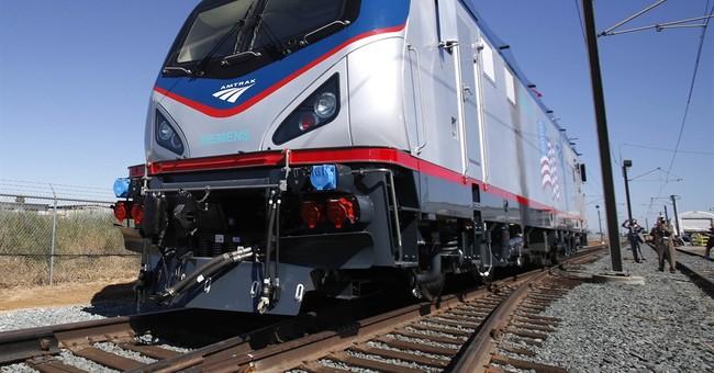 Amtrak: New locomotives have cut delays nearly 25 percent