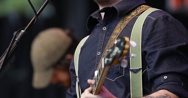 Singer of band Modest Mouse cited in Portland car crash