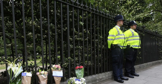 Police: London stabbings that killed US woman not terrorism