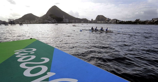 Brazil's shrinking economy is facing Olympic-size troubles