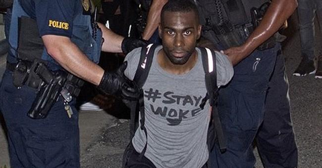 Black Lives Matter activist sues Baton Rouge over arrest