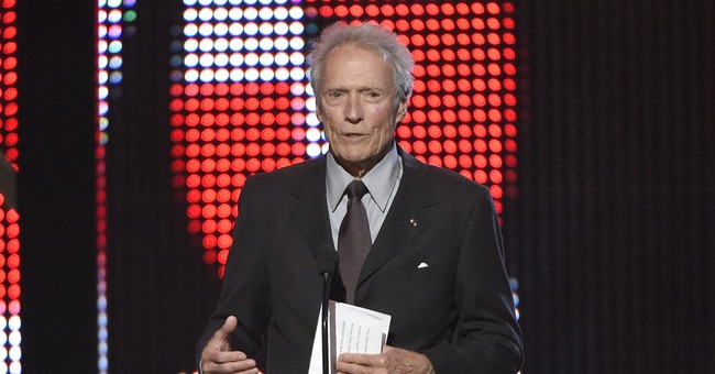 Eastwood doesn't endorse Trump, but praises him as anti-PC