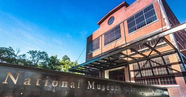 Industrial museum opens in former Pennsylvania steel plant
