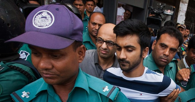 2 men arrested for alleged involvement in Bangladesh attack