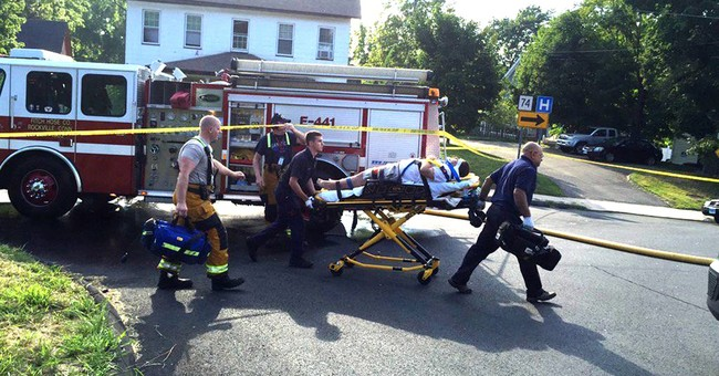 Explosion destroys Connecticut house,  7 hospitalized